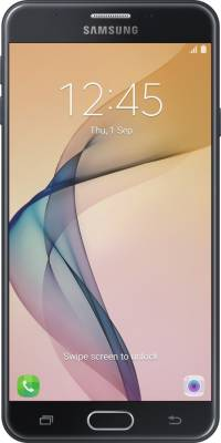 SAMSUNG Galaxy J7 Prime (Black, 16 GB)