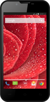 Lava Iris 500 (Black, 4 GB)(512 MB RAM)