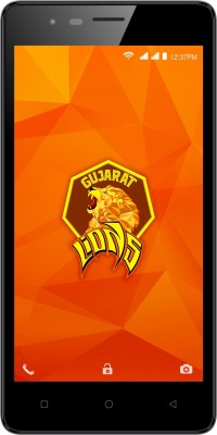Intex Aqua Lions 4G (Black and Grey, 8 GB)(1 GB RAM) 1