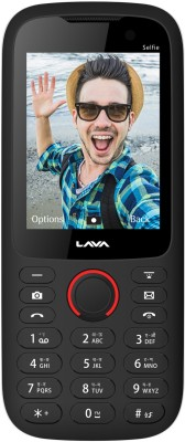 Lava ARC Selfie(Black and Red) 1