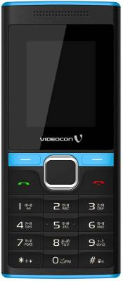Videocon V1FA7-1 (Black & Blue)