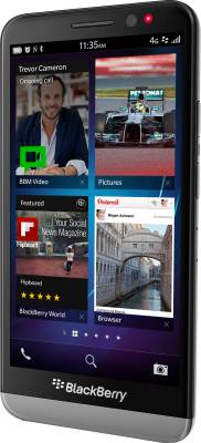 BlackBerry Z30 (Black, 16 GB)