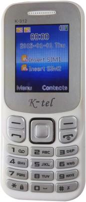 K-tel K tel(White)