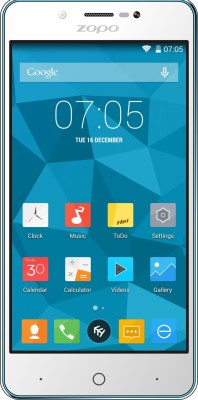 ZOPO Color E ZP350 (White, 8 GB)(1 GB RAM) at flipkart