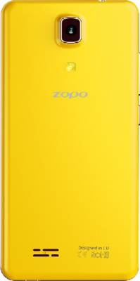 ZOPO COLOR C Yellow (Yellow, 8 GB)