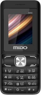 Mido M66(Black & Green)