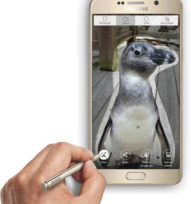 Samsung Galaxy Note 5 (Gold Platinum, 32 GB)