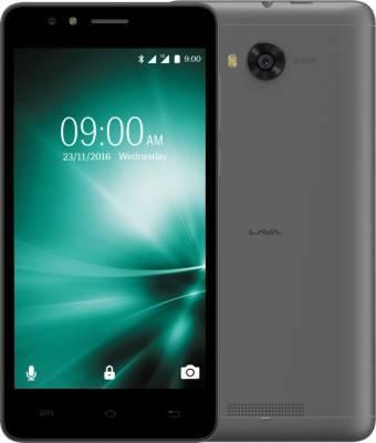 Lava A73 (Dark Grey, 8 GB)