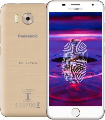 Panasonic Eluga Prim (Gold, 16 GB)
