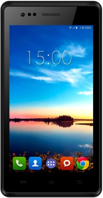 Intex Aqua 4.5E (Grey, 512 MB)(512 MB RAM)