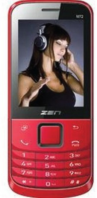 Zen Zen M72 Max(Red/ Red & Black) 1