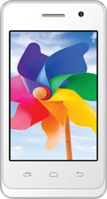Intex Aqua R3 (White, 512 MB)(256 MB RAM)