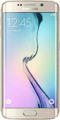Samsung Galaxy S6 Edge (Gold Platinum, 32 GB)(3 GB RAM) at flipkart