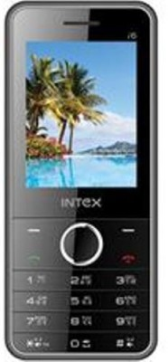 Intex Turbo(Black, Grey)