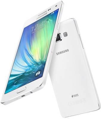 Samsung Galaxy A5 (Pearl White, 16 GB)