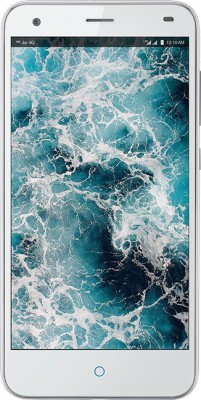 LYF Water 3 (Silver, 16 GB)(2 GB RAM) at flipkart