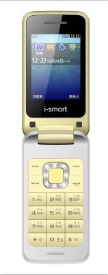 Ismart IS-204-Flip(Gold & Silver)
