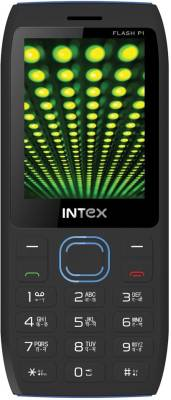 Intex Flash (Black & Blue)