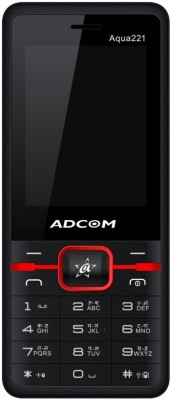 Adcom 221(Black and Red)