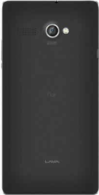 Lava Flair P1i (Black, 512 MB)