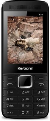 Karbonn K41(Black, Red) 1