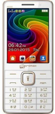 Micromax X3020(White)