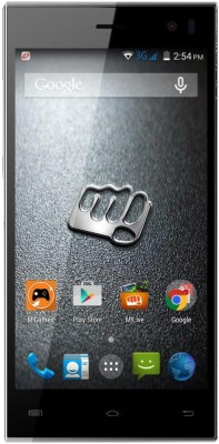 Micromax Canvas Xpress A99 (Silver, 8 GB)(1 GB RAM) at flipkart
