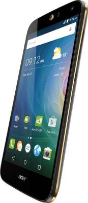 Acer Z630S (Black & Gold, 32 GB)