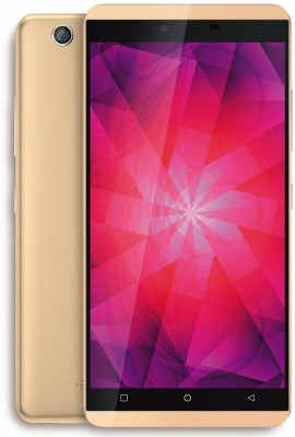 Gionee S Plus (Gold, 16 GB)(3 GB RAM) at flipkart