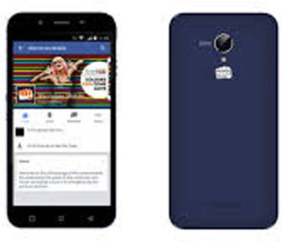 Micromax Canvas Doodle 4 (Blue, 8 GB)(1 GB RAM)