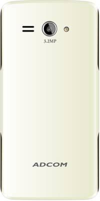 Adcom ADCOM Thunder A-50 White (White, 512 MB)