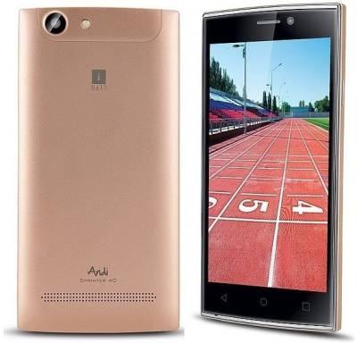 iBall Sprinter 4G (Gold, 8 GB)
