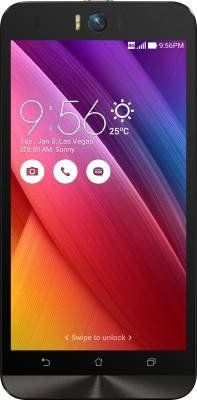 Asus Zenfone Selfie (Black, 16 GB)(3 GB RAM)
