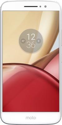 Moto M (Silver, 64 GB)(4 GB RAM)