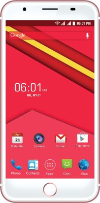 Reach Allure (Pink, 8 GB)(1 GB RAM) 1