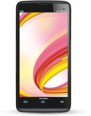 BSNL My Phone 51 (Black, 4 GB)(512 MB RAM)