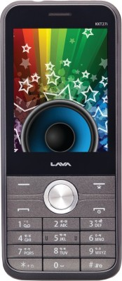 Lava KKT 27i(Grey) at flipkart