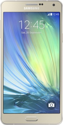 Samsung Galaxy A7 (Champagne Gold, 16 GB)(2 GB RAM) at flipkart