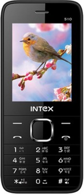 Intex Mega 510(Black)