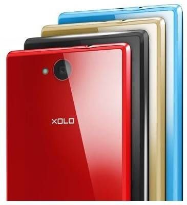 XOLO Prime (Blue, 8 GB)