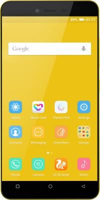 Gionee P5L (Yellow, 16 GB)(1 GB RAM) 1