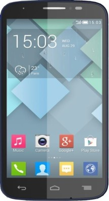 Panasonic P31 (Midnight Blue, 4 GB)(512 MB RAM) at flipkart