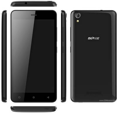 GIONEE P5W (BLACK, 16 GB)