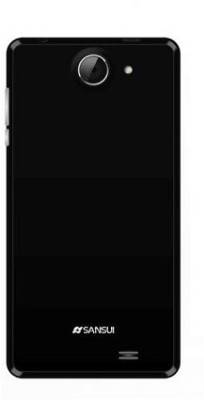 Sansui Sansui U 45 (Black Silver) (Black Silver, 4 GB)