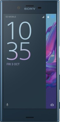 Sony Xperia XZ Dual (Forest Blue, 64 GB)(3 GB RAM) at flipkart