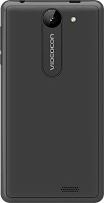 Videocon infinium (black, silver, 1 GB)