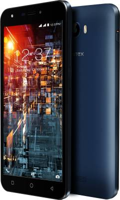 Intex Aqua 5.5 VR (Black, Blue, 8 GB)