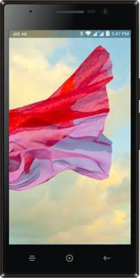 LYF Wind 4 LS-5014 (Black, 8 GB)