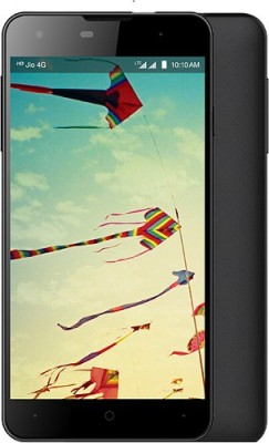 LYF Wind 1 (Black, 16 GB)(1 GB RAM) at flipkart