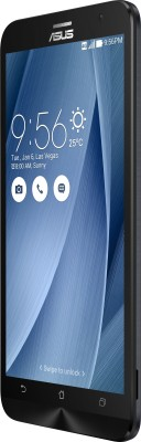 Asus Zenfone 2 (Silver, 16 GB)(4 GB RAM) at flipkart